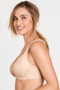 ΣΟΥΤΙΕΝ με μπανέλες από μαλακό ύφασμα που σέβεται το δέρμα. Ιδανικό για T Shirt bra