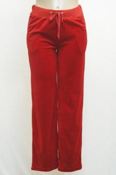 Βελόυδινη, βαμβακερό παντελόνι για όλες τις ώρες. Με λάστιχο