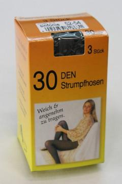 Semiopaque ΚΑΛΣΟΝ 30 DEN/PLUS SIZE (κουτί 3 τεμ.)