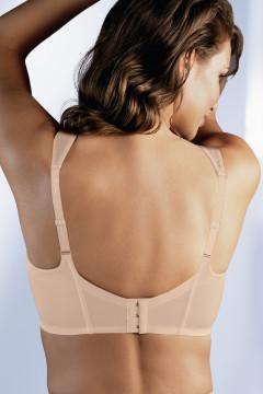 Σουτιέν ANITA χωρίς μπανέλες από μικροίνα που επιτρέπει στο δέρμα να αναπνέει