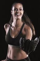 Αθλητικό ΣΟΥΤΙΕΝ μεσαίας στήριξης χωρίς μπανέλες με σταθερή χιαστί πλάτη