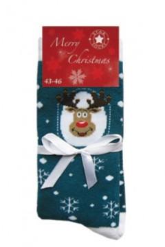 ΚΑΛΤΣΕΣ thermo με χριστουγεννιάτικο μοτίβο. Ιδανικό για δώρο