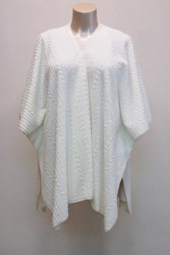 Μαλακό ΠΟΝΤΣΟ από fleece ύφασμα. Καλύπτει όλες τις σιλουέτες