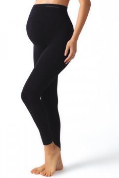 Μαλακό και άνετο ΚΟΛΑΝ (leggings) ΕΓΚΥΜΟΣΥΝΗΣ από ανθεκτική μικροϊνα. Χωρίς ραφές