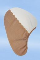 Απαλή και ευχάριστη στο δέρμα UNIFIT FLAP / θήκη πρόθεσης χωρίς ραφές