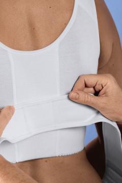 Πρακτικό, σταθερό, βαμβακερό μετεγχειρητικό ΣΟΥΤΙΕΝ με ΖΩΝΗ Post-op belt